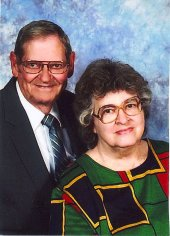 "Robert Leonard ""Bob"" and Betty Lois Baker Wells"