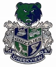 Creekview High School Crest